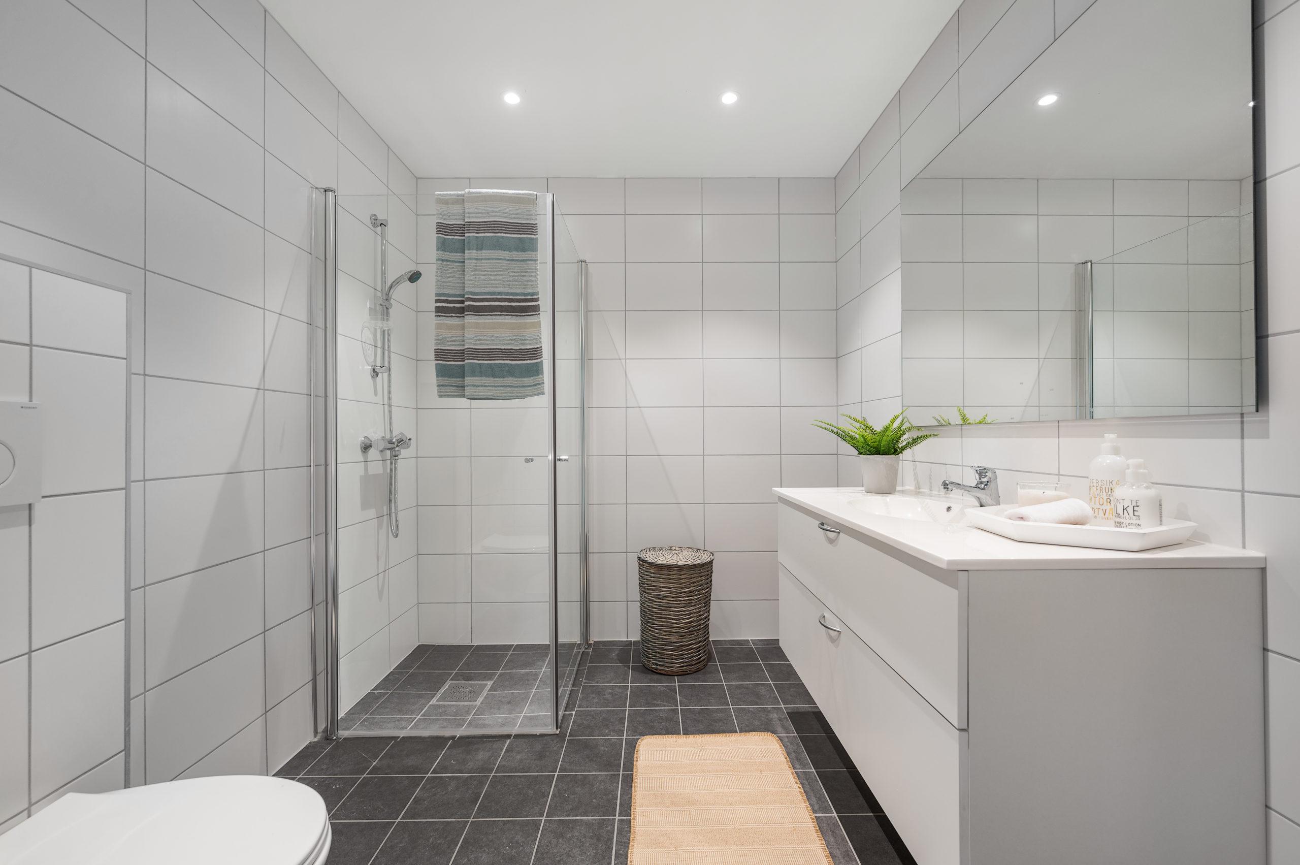 Enebolig Fjellfoten Hage: Hovedbad, delikat og enkelt